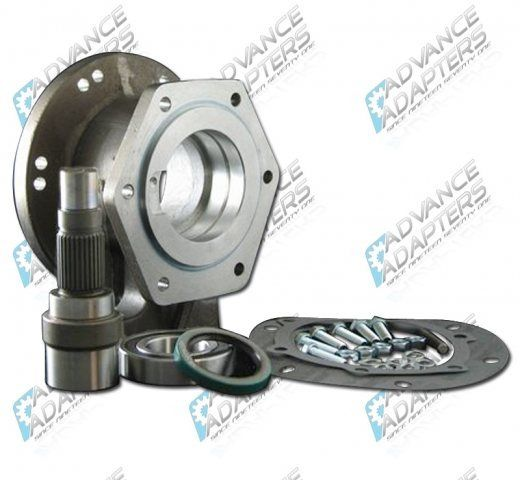 50-0401 : GM 4L80E 4 speed automatic transmission to the Jeep Dana 300 trasfer case,adapter kit.