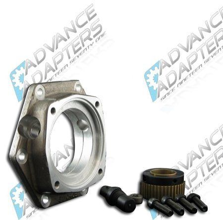 50-0405 : 6 bolt to 4 bolt adapter with VSS for the 1997-Current GM 4L60E/4L65E 4 speed automatic transmission.adapter kit.