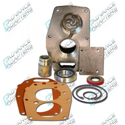 50-5702 : GM 4wd Th350 to Toyota truck 21 spline Adapter Kit