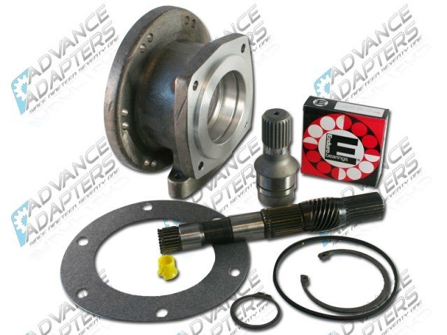 50-6300 : GM 2WD TH350 to Jeep Dana 300 Adapter Kit