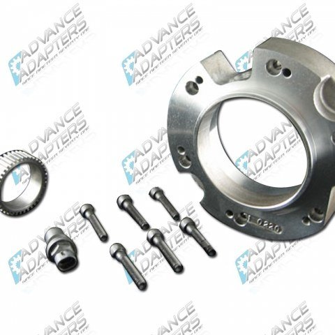 50-6409 : Atlas 2 speed to 4L80E transmission VSS adapter kit