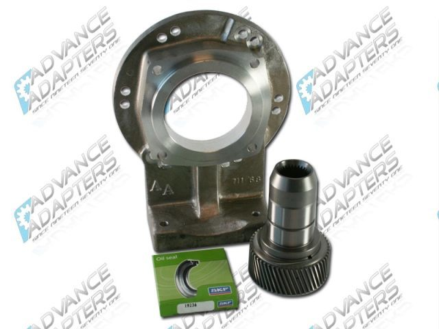 50-6804 / 50-8605 : GM 4wd Th350 to NP231 Adapter Kit