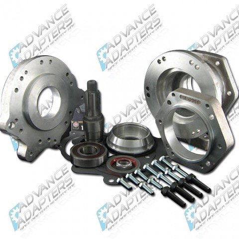 50-6905 : GM 700R4 & 4L60 to Jeep Dana 20 Adapter Kit