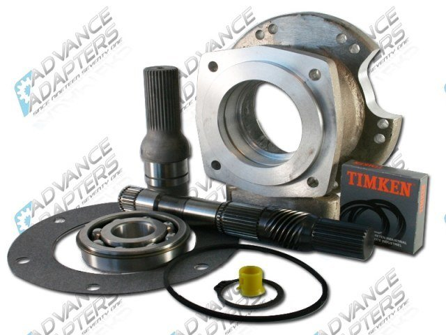 50-6908 : GM TH350 2wd to Ford NP 205 / NP208 Adapter Kit