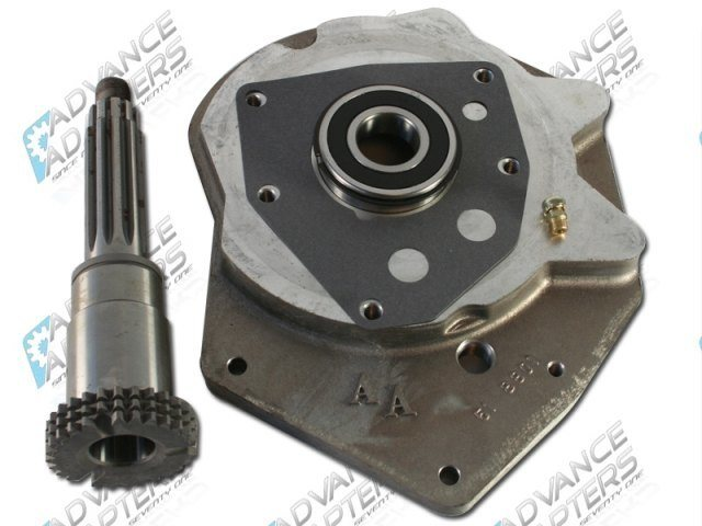 50-8801 : Toyota Land Cruiser/NP203 Doubler (for 10 spline transfer cases)