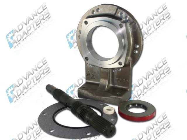 50-9102 : GM 700R4 to Jeep NP231 Adapter Kit (replacing AX15)