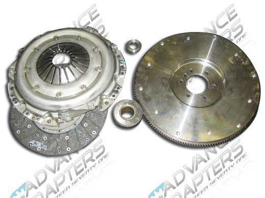 712500T : Flywheel & Clutch Kit for GM LS-Series Engine conversions into Landcruiser FJ40