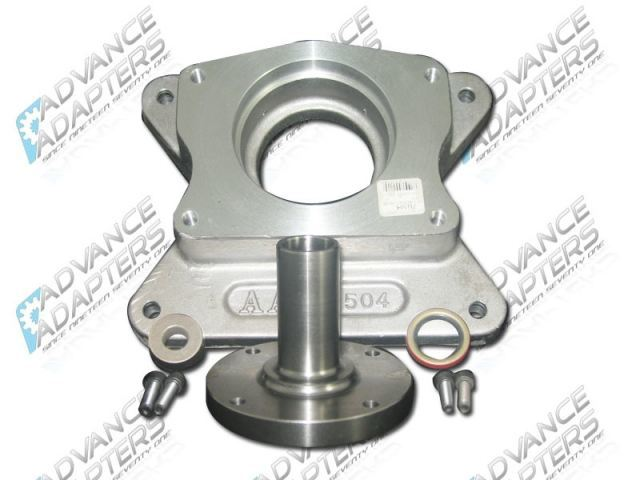 712505 : T90 Transmission to Ford Small Block V8 Engine Adapter