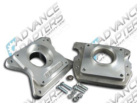 712517 : Chevy V8 to Jeep T98 or T18 Transmission Adapter Kit