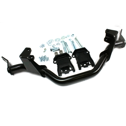 713087 : Chevy V8 into Jeep YJ Wrangler bolt-in engine mount kit