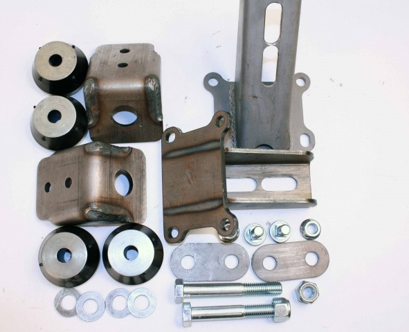 713088 : GM Vortec LS series engine mount kit