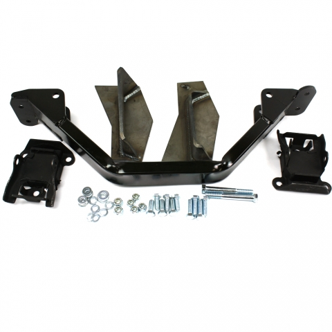 713091 : Chevy V8 engine (replacing 6 Cyl.) mount kit