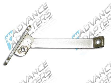 715534 : GM Mechanical Clutch Linkage Bracket for use with Advance Adapters NV4500 Bellhousings