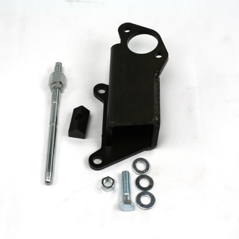 715535 : GM Hydraulic Clutch Linkage Bracket for use with Advance Adapters NV4500 Bellhousings