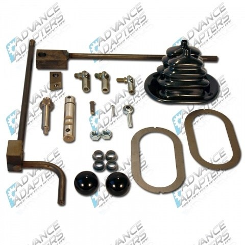 TLC-TwinStick : Land Cruiser Transfer Case Twin Stick Shifter Linkage for 1963-1980 Toyota Land Cruisers
