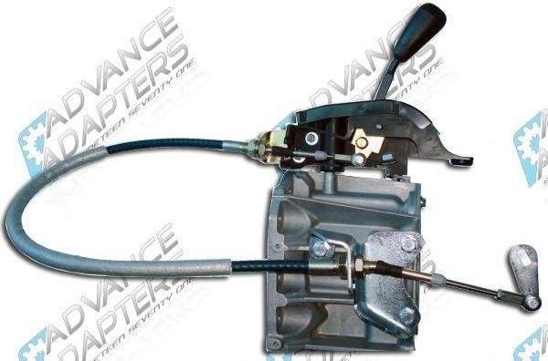 715596 : Heavy Duty JK Cable Shifter Upgrade | Advance Adapters
