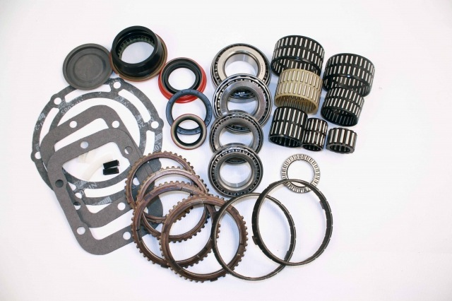 715691X : Dodge and Chevy NV4500 rebuild kit