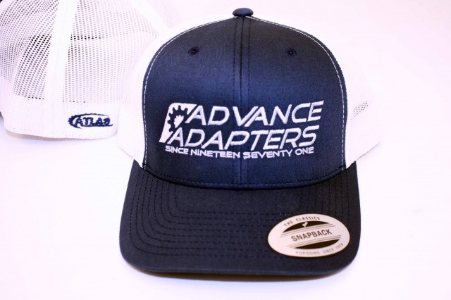 716051HL: ADVANCE ADAPTER LOGO HAT (SNAP BACK)