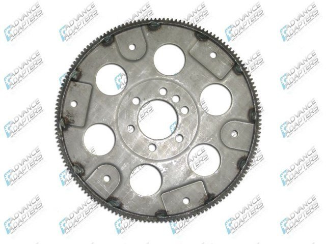 716137 : GM 153 tooth flexplate for 1985 and earlier GM engines