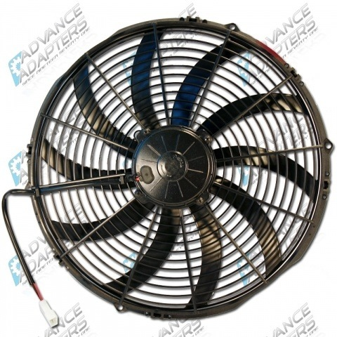 716675 : 16 SPAL ELECTRIC PULLER FAN