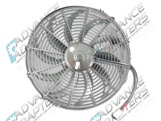 716676 : 16 SPAL ELECTRIC PUSHER FAN