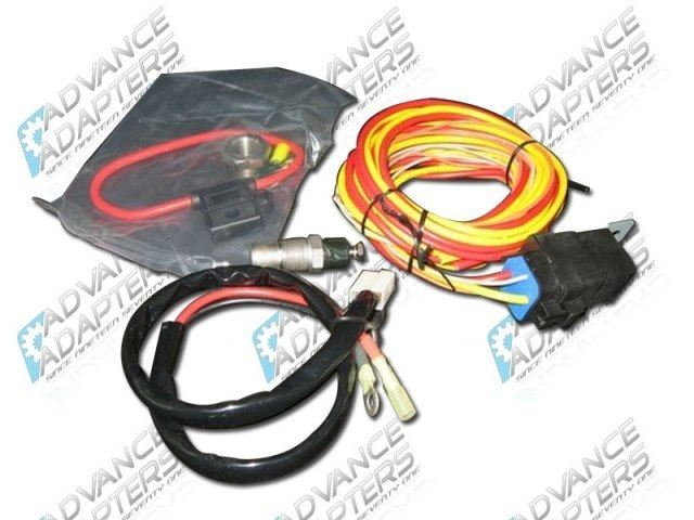 716678 : SPAL FAN WIRE HARNESS