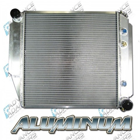 716691-RAD : Radiator 1987-2006 Jeep with GM V8 (built in trans cooler)