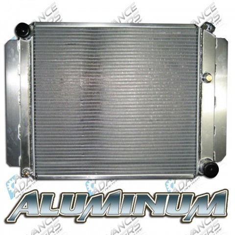 716692-RAD : Radiator 1970-86 Jeep with GM V8