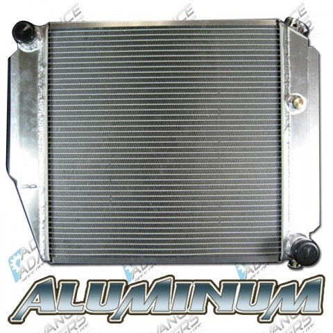 716693-RAD : Radiator 1987-2006 Jeep with GM or Ford V8
