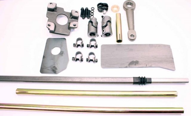 716806 : Jeep 1942-1970 Power Steering Kit (Borgeson Style)
