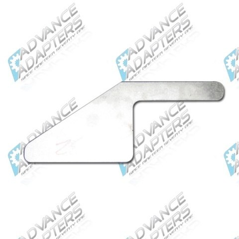 716832 : Gusset, for 716826 Manual Steering Box Mounting Plate