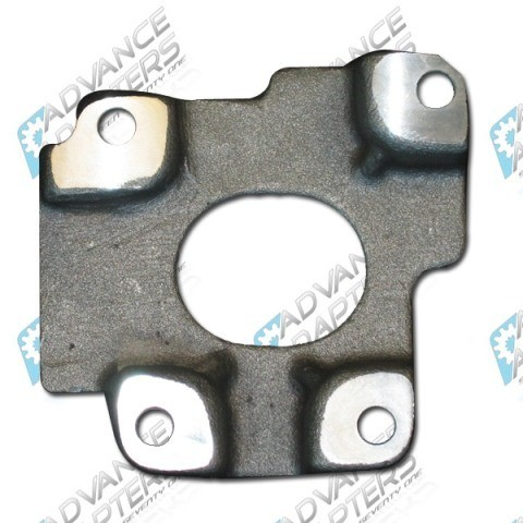 716838 : Saginaw Power Steering Box Mounting Plate for Jeep