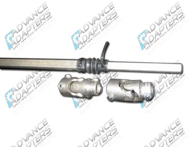 716867 : 1972 - 75 CJ MANUAL STEERING SHAFT