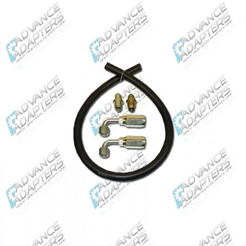 716887-P : Power steering pressure hose for o-ring box