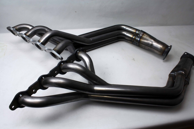 717040-NP : Outside Frame Rail ,Chevy Generation 3 LS series V8,Conversion headers