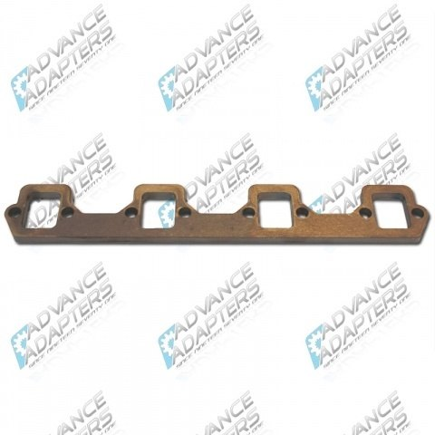 717503PR : Small Block Ford Exhaust Header Flanges