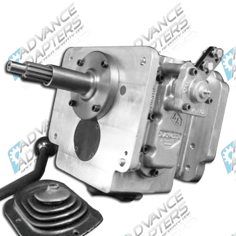 760024M-GM : TOYOTA L/C 4SP. OVERDRIVE 27% WITH 4.686 FRONT