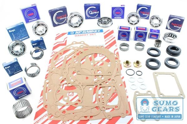 400104 : Complete Toyota Gear Driven Transfer Case Rebuild kit
