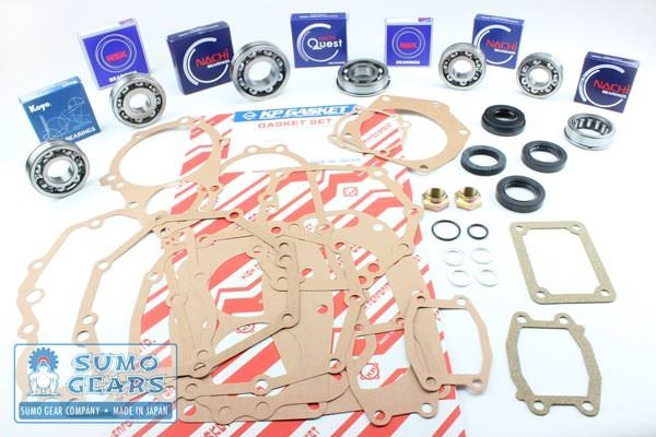 400107 : Toyota Gear Driven Transfer Case Rebuild kit