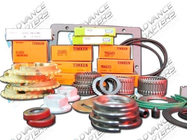 AB1000 : Advance Adapters Atlas 2 speed rebuild kit