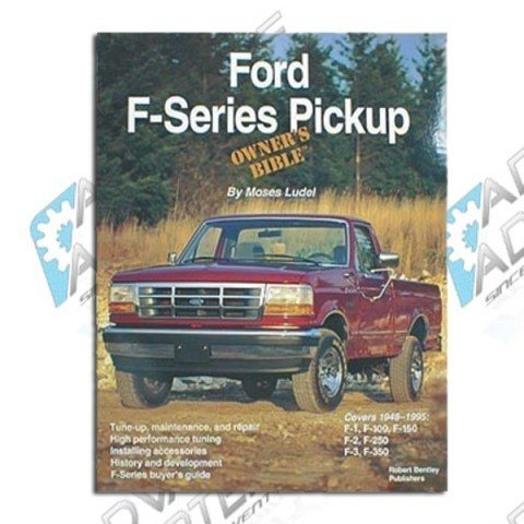 FOB : Ford Owners Bible by Moses Ludel