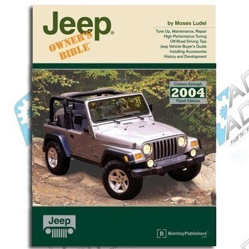 JOB : Jeep Owners Bible by Moses Ludel