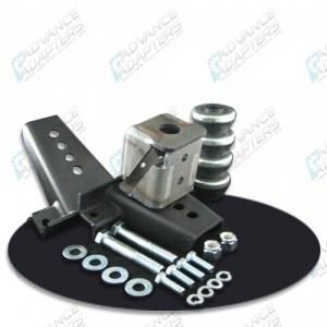 713002 : Ford Small Block V8 Universal Weld-In Engine Mount Kit