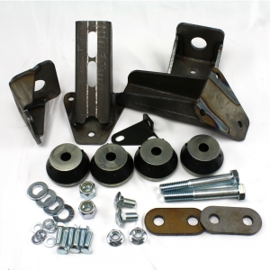 713005 : Chevy LT1 engine mount kit
