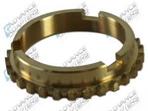 911067 : Saturn & Warn Overdrive brass syncro ring