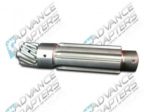 911330 : Saturn & Warn Overdrive 6 splined shaft