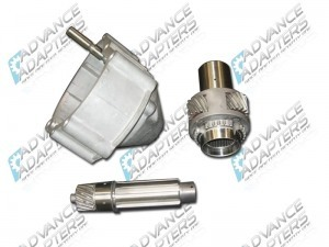 915677 : Saturn & Warn Overdrive for Jeeps 1941 to 1971, for a tera low gear set, needs kit 418315OD