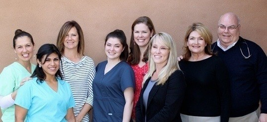 The team at Advanced OBGYN