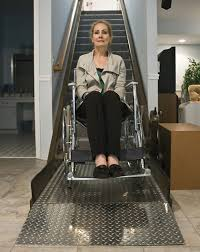 Butler dual rail system stronger than any wheelchair stair lift on the market.