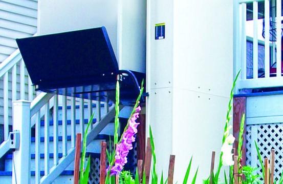 Residential Vertical Platform Lift Harmar RPL